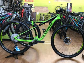 Cannondale Scalpel Si cb 3 Verde talla M