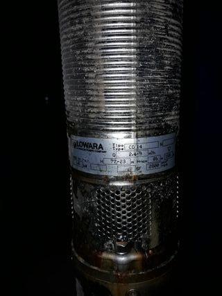 bomba trifasica