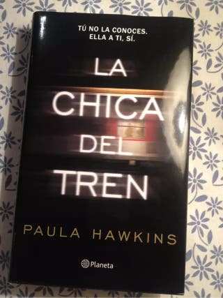 Libro La Chica del Tren