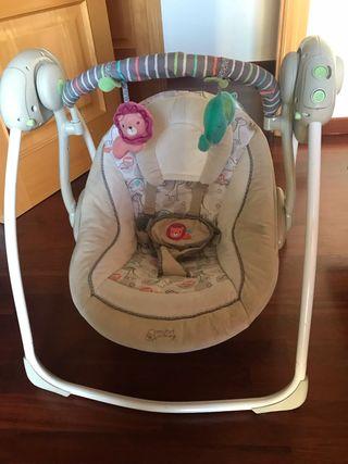 Balancín eléctrico bebe