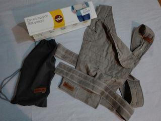 Ganguro (mochila) portabebés