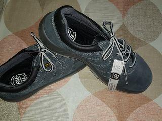 zapatos seguridad a estrenar