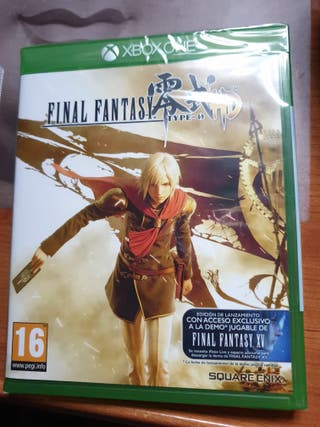 Final Fantasy Type 0 HD Xbox One