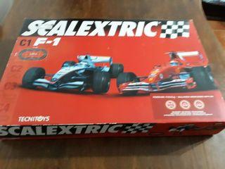 Scalextric C1 F1