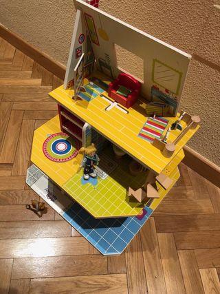 Casa de muñecas Imaginarium nueva