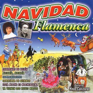 CD NAVIDAD FLAMENCA EMILIA DIAZ Y ANTONIO ROJAS