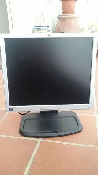 Monitor hp.