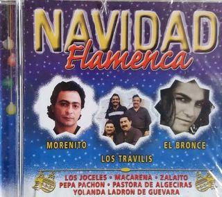 CD NAVIDAD FLAMENCA VARIOS