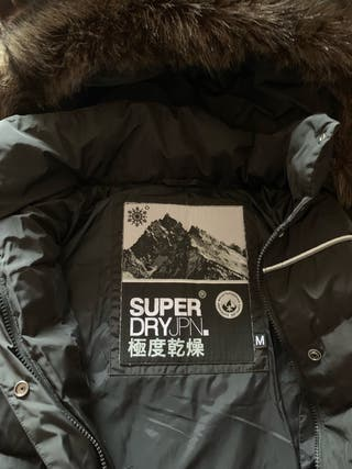Chaqueta SUPERDRY Chica