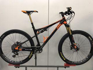 Bicicleta KTM Lycan (USADA)