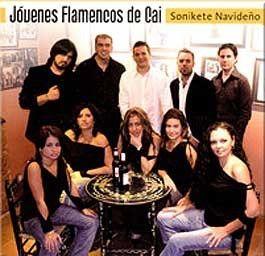 CD JOVENES FLAMENCOS DE CAI SONIKETE NAVIDEÑO