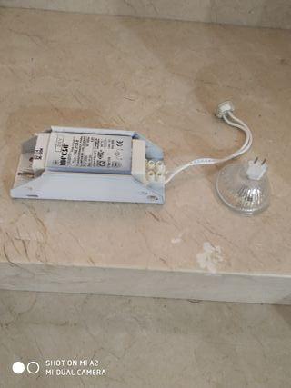 trasformadores de bombillas alogenas
