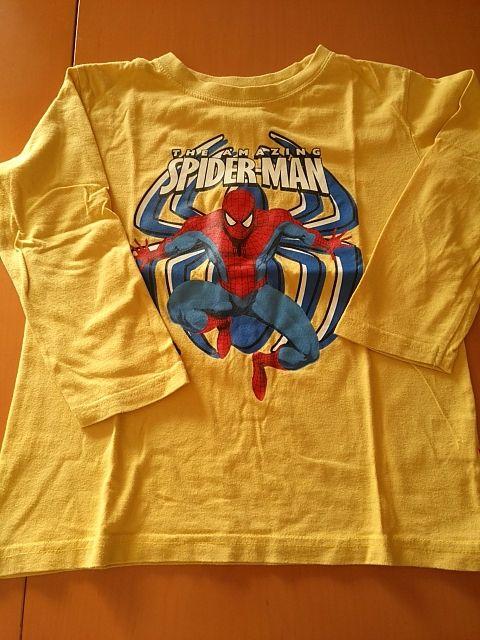 Jersey Spiderman T/6