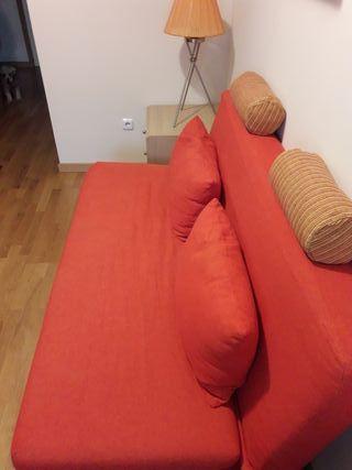 Sofá cama de HABITAT (Precio negociable)