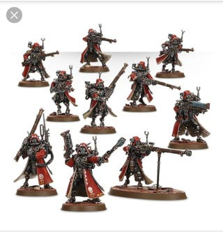 skitarii kill team