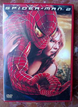 SPIDERMAN 2. DVD
