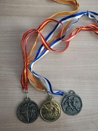 medallas de deportes