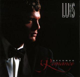 CD LUIS MIGUEL SEGUNDO ROMANCE