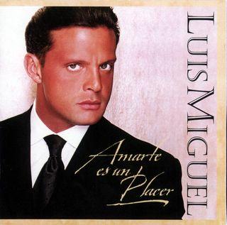 CD LUIS MIGUEL AMARTE ES UN PLACER