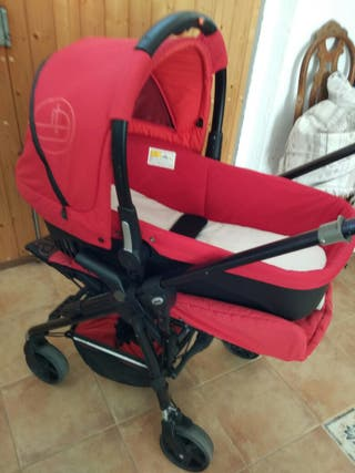 carrito de bebe Jane