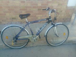 bicicleta orbea de paseo