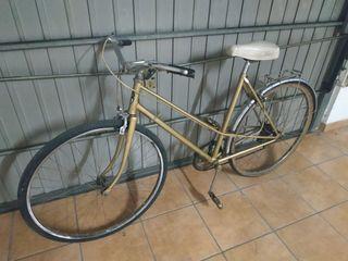Bicicleta paseo Orbea Laida