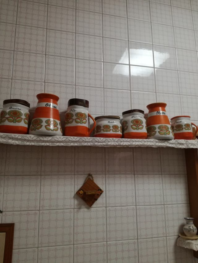 tarros cocina