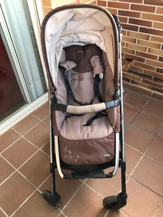 Carrito bebé confort Loola+ maxi-cosi + saco