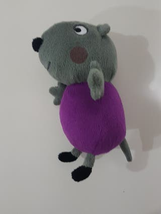 peluche de la serie Peppa Pig