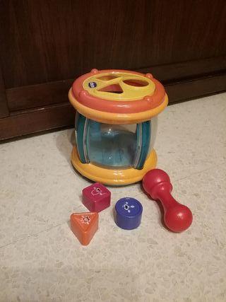 tambor juguete chicco