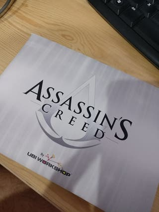 assassin's creed brotherhood postales