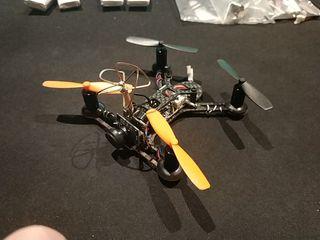 Dron Eachine QX95 + extras