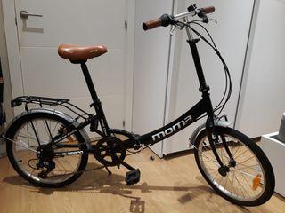 MOMA bicicleta plegable