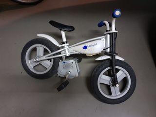 Bicicleta niñ@s con pedales