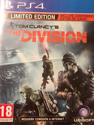 The division ps4 cambio