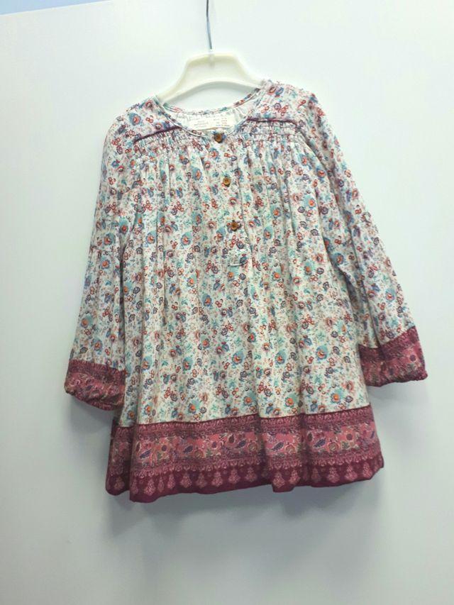 obtener nueva 100% de alta calidad mayor descuento Vestido 3-4 años ZARA. ropa niña invierno de segunda mano ...