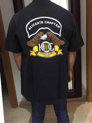Camiseta Vintage Harley-Davidson