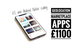 I build apps for £1100