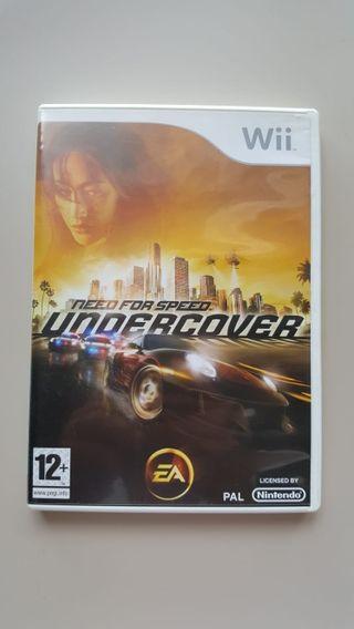 Wii Nedd for Speed