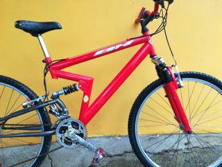 Bicicleta BH de montaña.