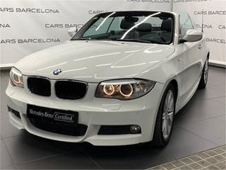 BMW Serie 1 120dA Cabrio