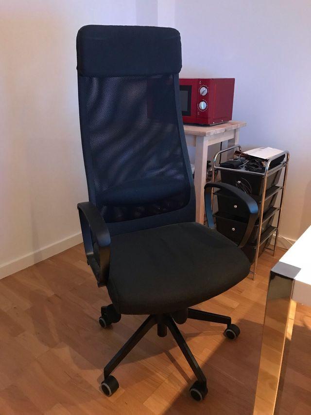 3 Ikea Markus Office Chairs