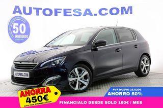 Peugeot 308 2.0 HDi 150cv Allure Auto 5p