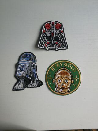 Parches bordado Star Wars