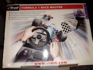 volante f1 para pc