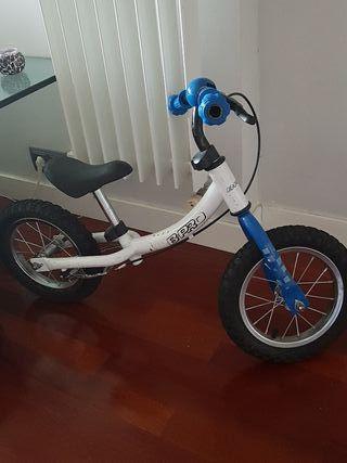 bicicleta sin pedales para 2 años. BPro