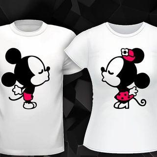 camiseta parejas regalo