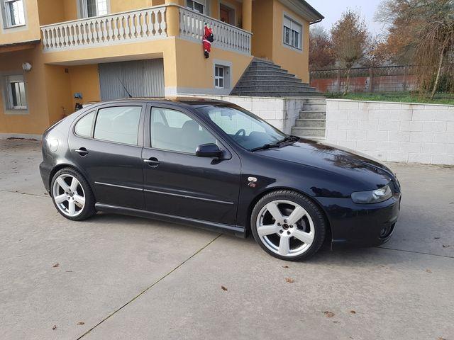 Seat Leon Fr 2003 De Segunda Mano Por 3 750 En San Breixo