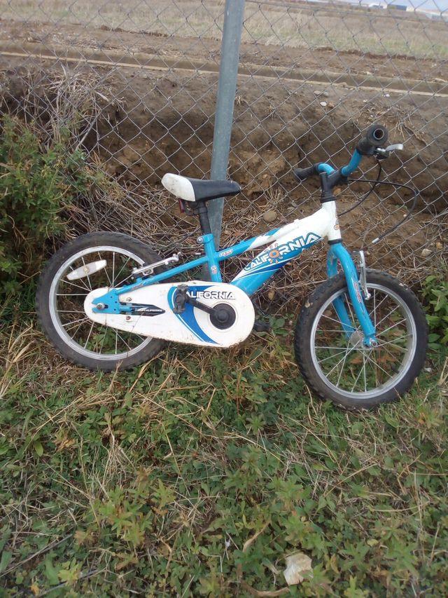 bici niño california