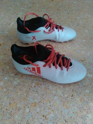 Botas Adidas de tacos